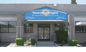 Natural Light Corporate Office Building